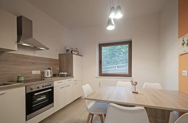 Bear - kitchen