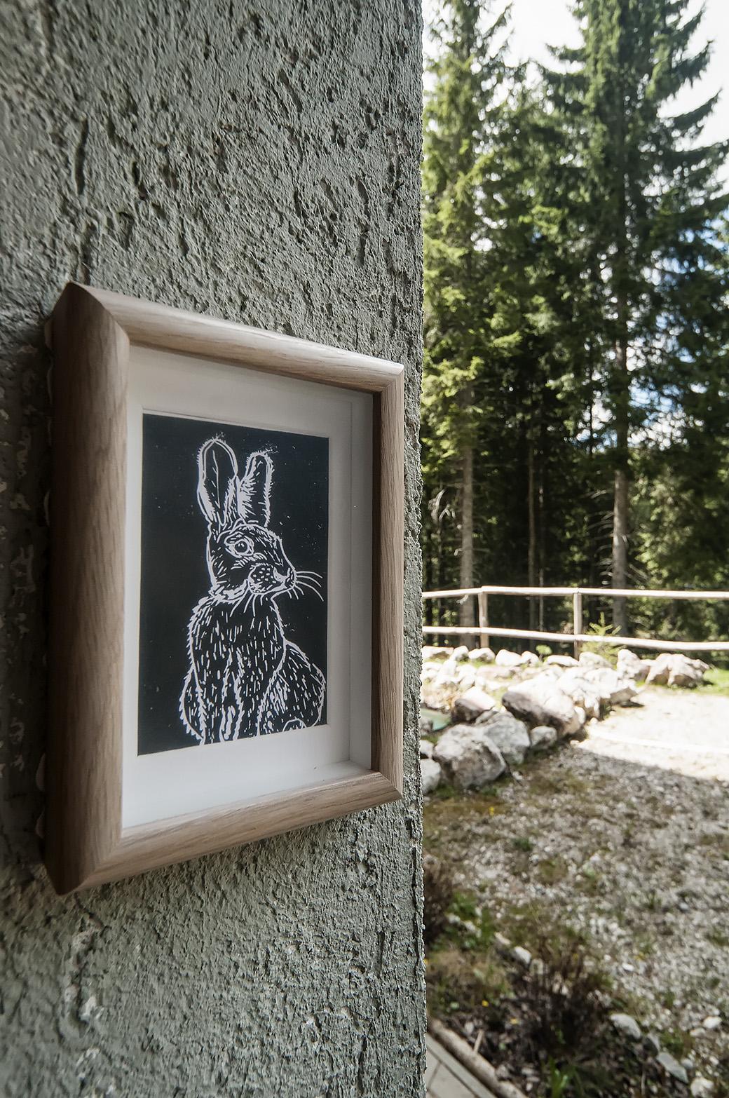 Rabbit - entrance