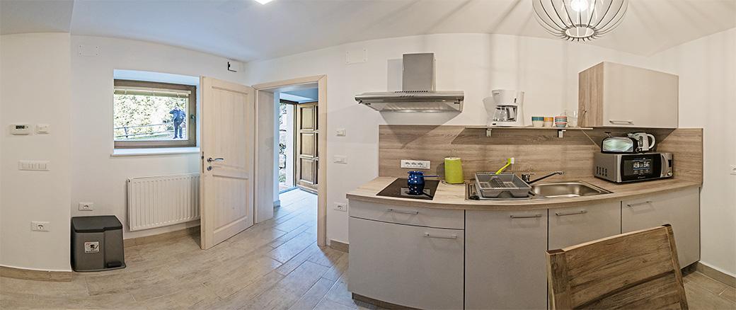 Rabbit - kitchen