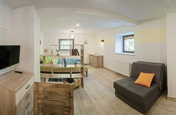 Rabbit - living room