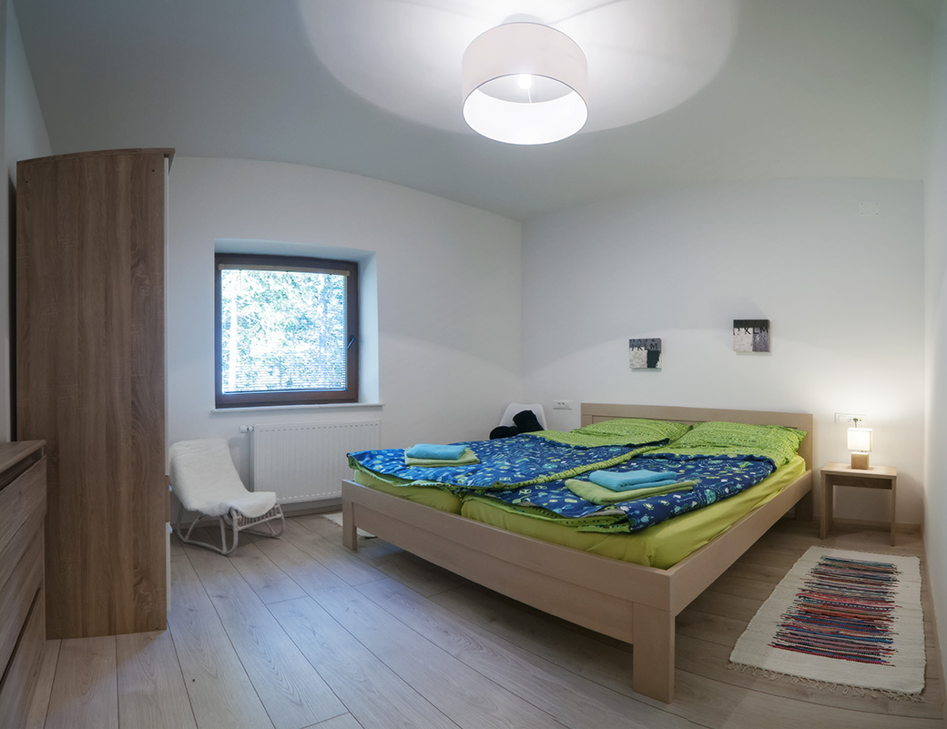 Bear - sleepingroom