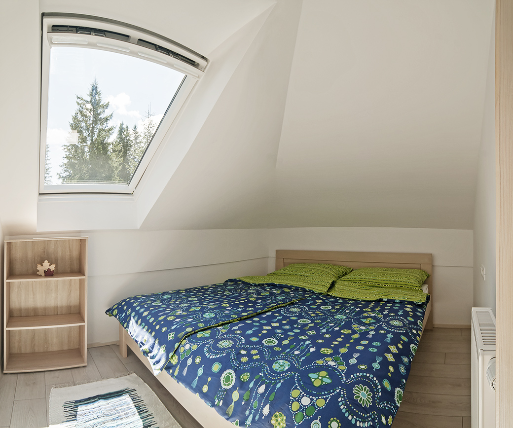 Deer - bedroom