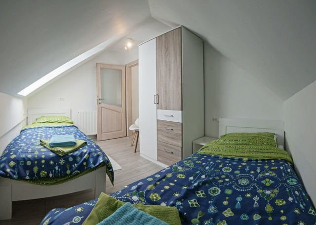 Deer - bedroom no.2