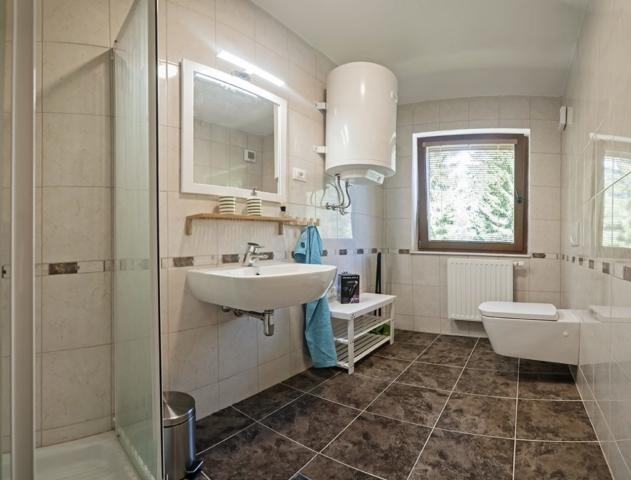 Fox - bathroom