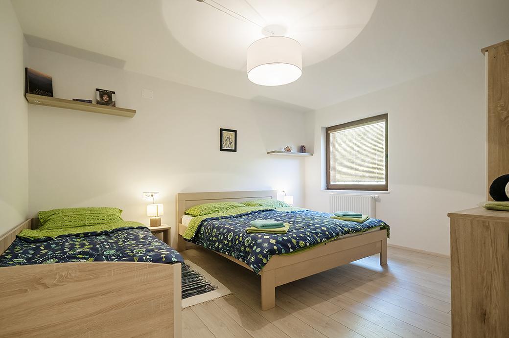 Fox - bedroom