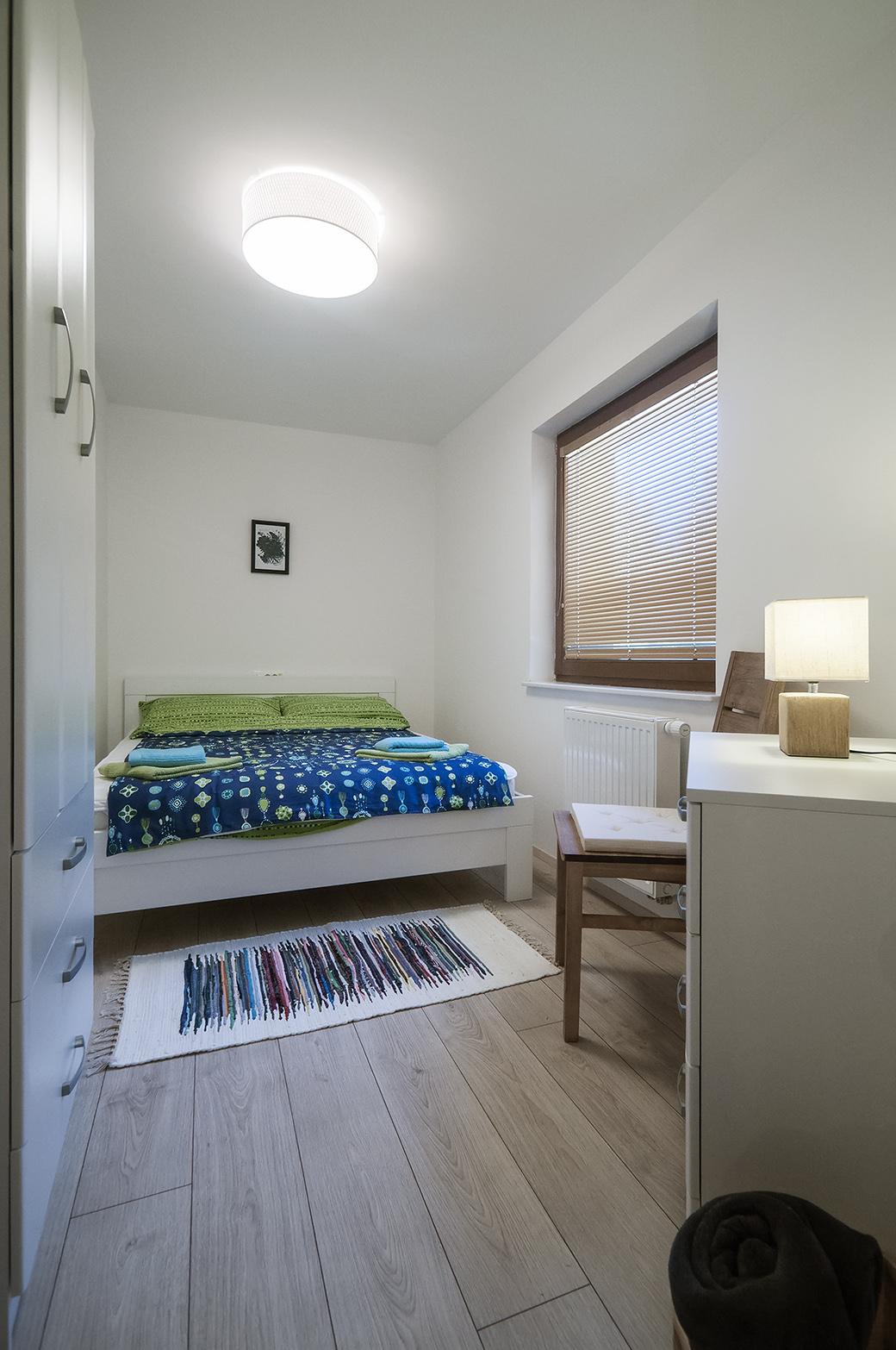 Squirrel - bedroom