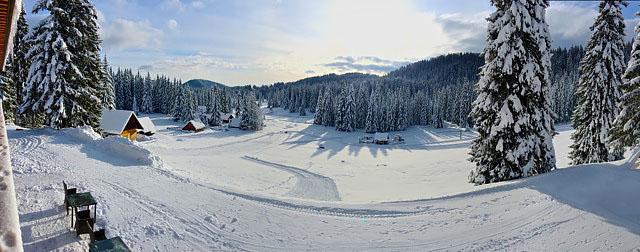 Winter Wonderland Pokljuka